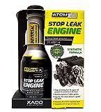 XADO ATOMEX Stop Leak Engine Oil Additive Repair (Bottle, 250 ml) - Gasket Seal Restore Treatment