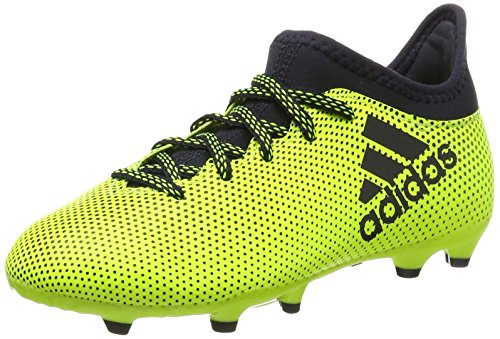adidas Kids Soccer X 17.3 Firm Boots Youth Boys Cleats Footb