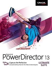 Cyberlink PowerDirector 13 Ultimate Suite