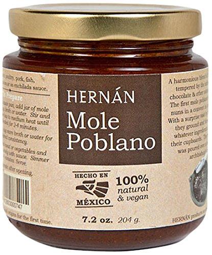 Hernan Mole Poblano, 7.2 Fluid Ounce