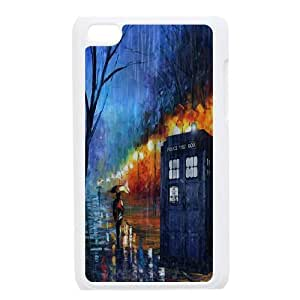 Doctor Who Unique Design Case for Ipod Touch 4, New Fashion Doctor Who Case
