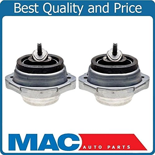 Fits For 00-06 BMW X5 4.4L 4.6L 4.8L (2) 100% New Torque Tested Eng Motor ()