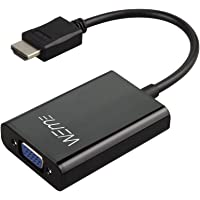 WEme Active HDMI to VGA Adapter 1080P Male to Female Converter