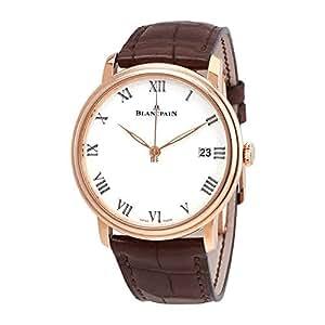 Blancpain Villeret Automatic Mens Watch 6630-3631-55B