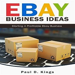 eBay Business Ideas Audiobook