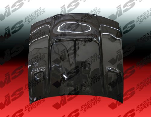 VIS 95-96 Nissan 240SX Carbon Fiber Hood DRIFT 2 S14 for sale  Delivered anywhere in USA