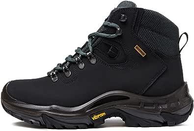 Will's Vegan Shoes Womens WVSport Waterproof Hiking Boots Black