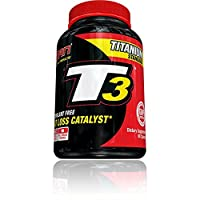 SAN T3 Supports Thyroid & Burns Fat x 180 capsules Stimulant-free fat loss catalyst, Boosts Thyroid Output, Increases Metabolism