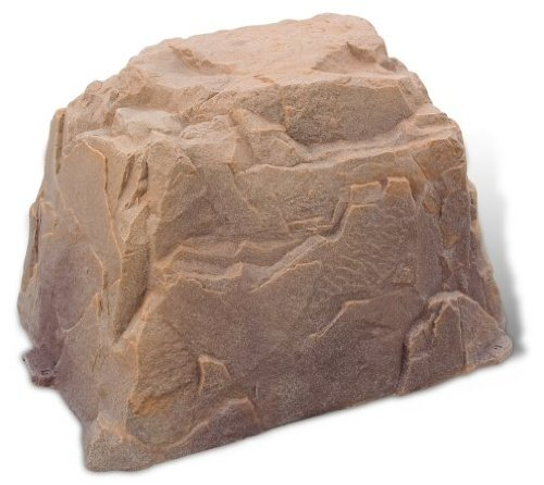 Dekorra Products Fake Rock Well Cover Model 104 Autumn Bluff
