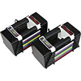 PowerBlock Classic Dumbbell Set, 50-Pound (pair)