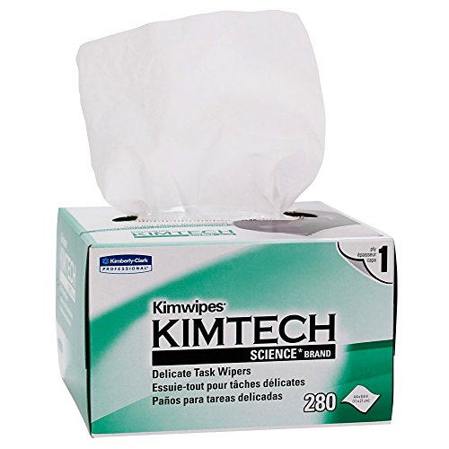 Kimberly Clark Kimtech Kimwipes Delicate Disposable