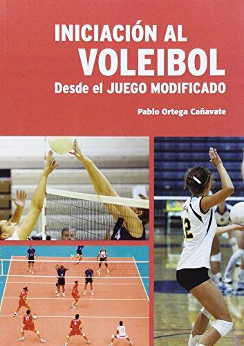 Descargar Libro Iniciacion Al Voleibol Pablo Ortega Cañavate