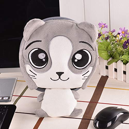 USB Power Heating Mouse Pad-Keep Warm in Winter Mouse Pad-113 Degrees Fahrenheit Constant Temperature Warmer Mouse Pad Protect Your Hands From Frostbite Comfortable Heated Mouse Mat by Update Everyday (Image #1)