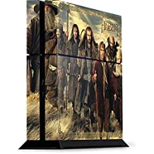 The Hobbit PS4 Console Skin - The Hobbit: An Unexpected Journey Full Cast | On The Big Screen X Skinit Skin