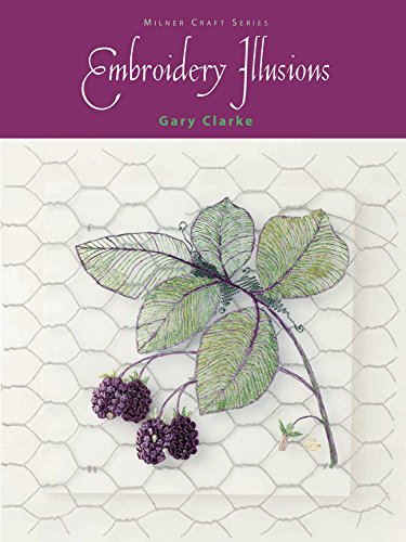 Embroidery Illusions (Milner Craft Series)