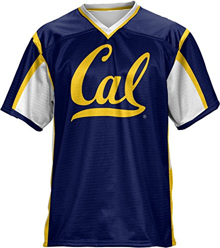 ProSphere UC Berkeley Cal Men's Football Fan Jersey - Scramble FCF41 (Berkeley Jersey)