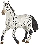 Papo Appaloosa Horse Black Figure