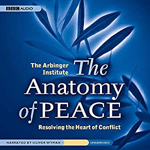 The Anatomy of Peace Hörbuch