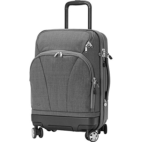 eBags TLS Hybrid Spinner Carry-on (Heathered Graphite) by eBags