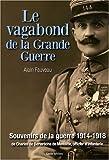 Image de Le vagabond de la Grande Guerre : Souvenirs de la guerre 1914-1918 de Charles de Berterèche de Me