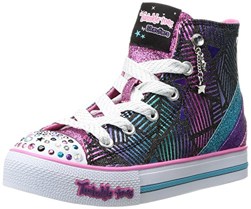 Skechers Kids Kids Step Up-Glitzy Kicks Sneaker Black/Multi
