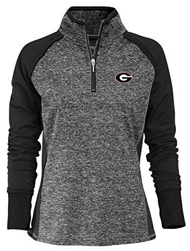 Georgia Bulldogs Embroidered Sweatshirt - 4