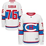 PK Subban Montreal Canadiens 2016 NHL Winter Classic Premier Replica Jersey - Size Large
