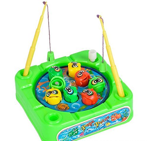 3.5'' WIND UP FISHING GAME, Case of 192 by DollarItemDirect (Image #1)