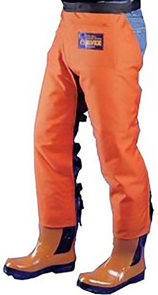 Elvex WELJE9439 ProChaps 420 Denier Apron style, 43'', Orange
