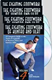 THE FIGHTING FOOTWORK OF KUNTAO AND SILAT A Complete Guide To The Tactical Legwork Of Kuntao, Silat, And Kuntao-Silat by Bob Orlando (4 DVD Set - Volumes 1-4)