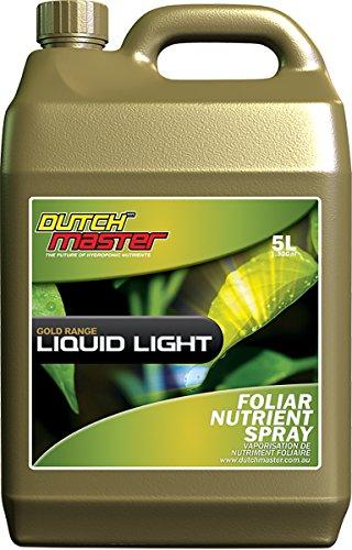 Dutch Master Gold Liquid Light, 5 Liter by Dutch Master