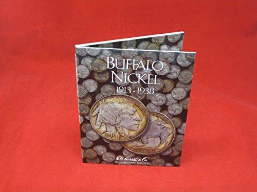 Harris Buffalo Nickels 1913-1938 Coin Folder 2678