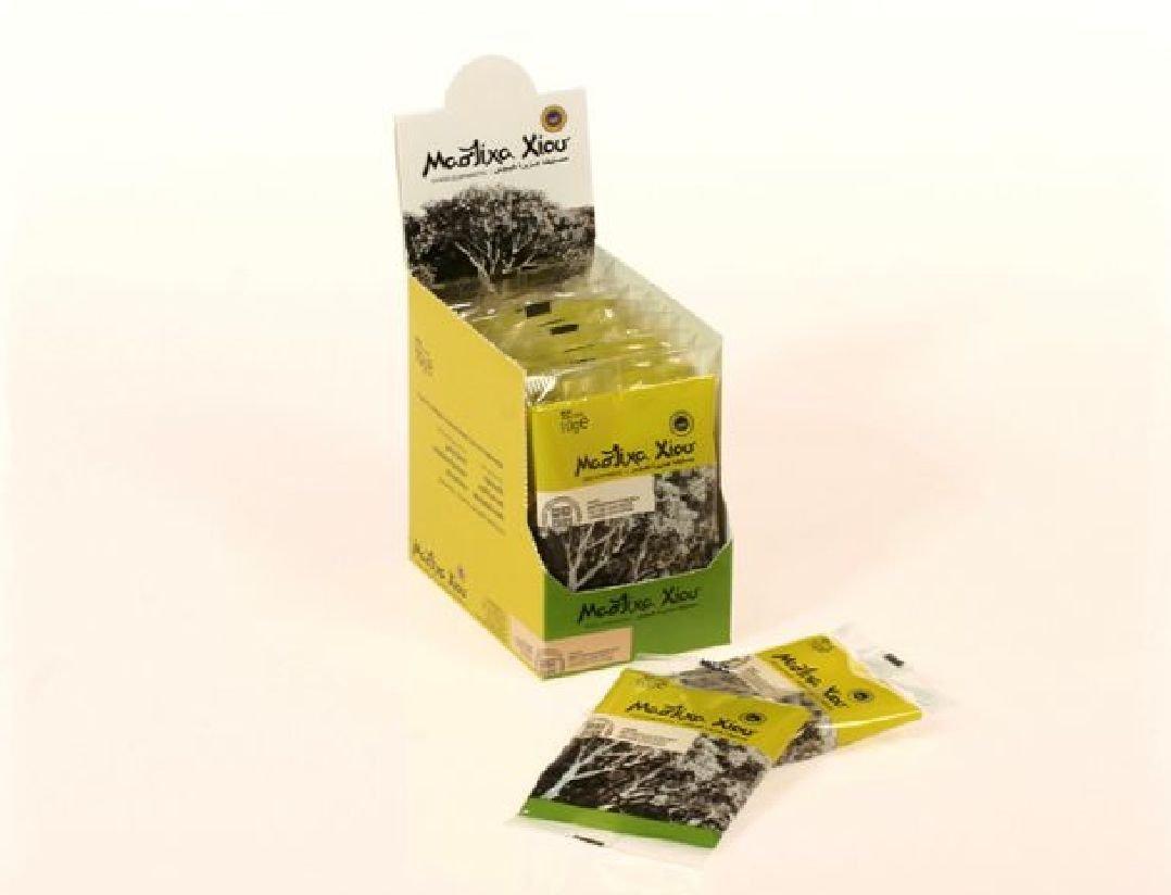 Small Mastic (Mastiha) Tears 4 Packs 4x10g