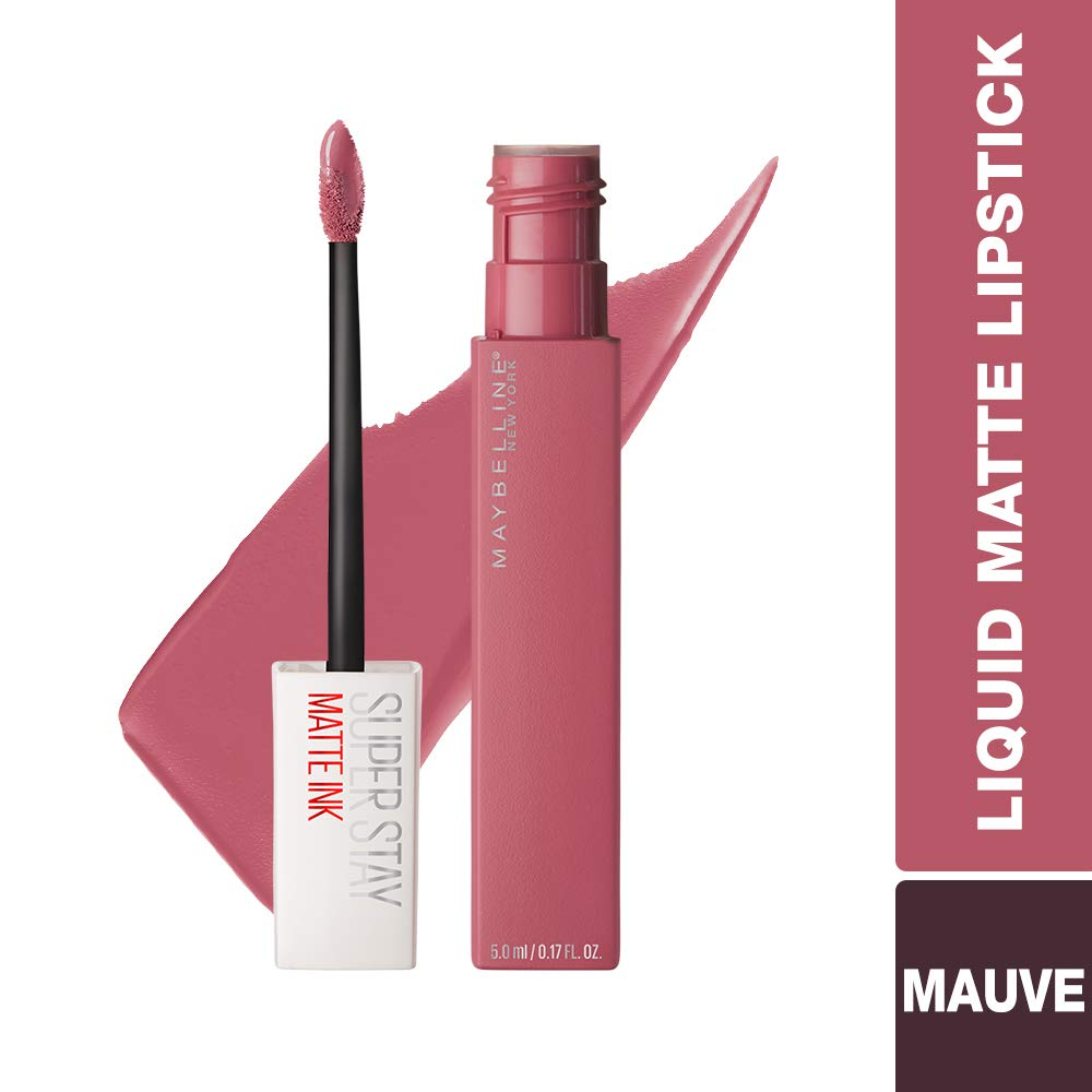 Maybelline-New-York-Super-Stay-Matte-Ink-Liquid-Lipstick thumbnail 8