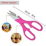 Fruit Knives Kitchen Knife Set 5 Piece - Scissor