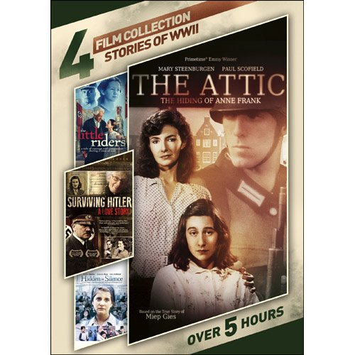 4-Film Collection: Stories of WWII