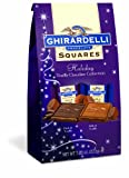 Ghirardelli Truffle Collection (Milk and Truffle and Dark and Truffle) Chocolate Squares Bag, 7.85-Ounce