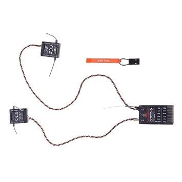Baoblaze AR9020 Receiver 2 4GHz 9 Channel DSMX DSM2 Support