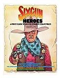 Six Gun Heroes, Theodore L. Hake and Robert D. Cauler, 0870691511