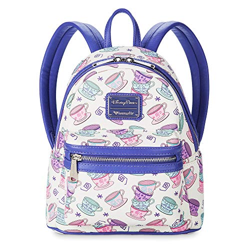 (Loungefly Alice In Wonderland Mad Tea Party Mini Backpack)