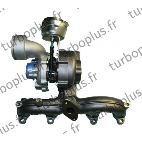 Turbo Seat Ibiza IV 1.9 TDI 130 CV 720855, 712078, 716216: Amazon.es: Coche y moto