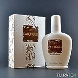 Eau de Toilette Fragrance Patchouli - 100 ML - Parfum Femme Enfant