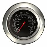 KINGSO Stainless Steel Barbecue BBQ Grill Thermometer 50~500¡ãC
