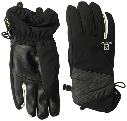 Salomon Women's Icon GTX Gloves, Black, Large by Salomon