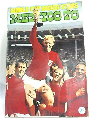 Sticker Album From 1970 World Cup in ()