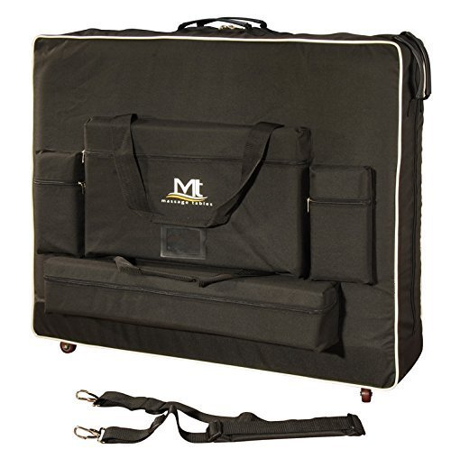 Mt Massage Tables 30'' wheeled Carrying Case,Bag with wheels for Portable Massage Table by Master Home Products, LTD. (DROPSHIP) by Mt Massage Tables