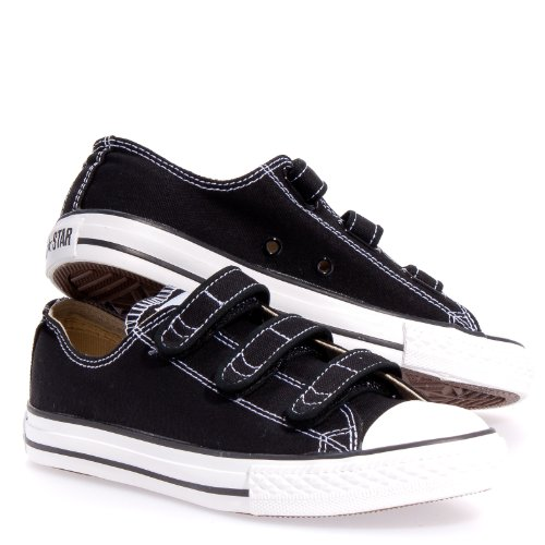 4b1dae09ca4750 Converse Chuck Taylor All Star V3 Shoe - Boys  Black