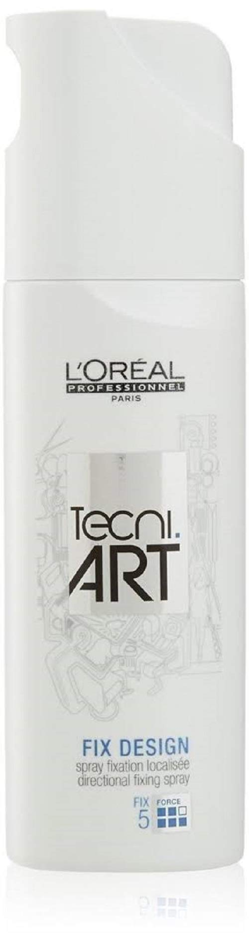 L'Oreal Tecni Art Fix Design Hair Spray Hold 5, 6.76 Ounce