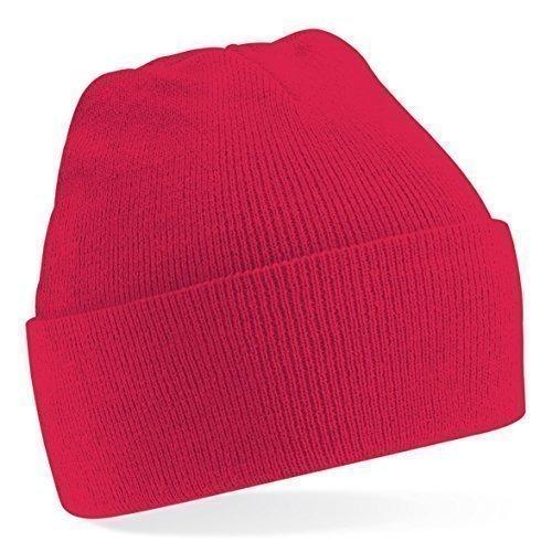 gorro brillante moda lana talla de de Gorro ShirtInStyle de Talla única rojo Colores Tejer mucho invierno gorro Unisex Amarillo wq4YIU