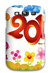 Fashionable Style Case Cover Skin For Galaxy S3- 2010 New Year New Design Style